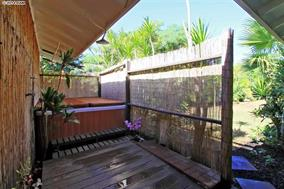256 Mehani Circle, Kihei Hawaii Maui outdoor shower